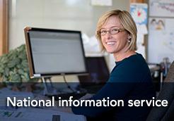 National information service