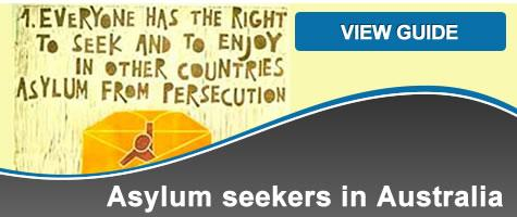 View Guide - Asylum seekers in Australia