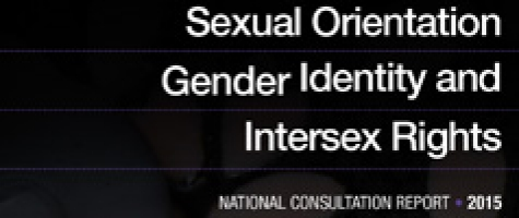 Resilient Individuals: Sexual Orientation Gender Identity & Intersex Rights cover