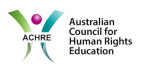 Logo for Australian Council for Human Rights Education