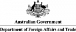 Logo for the Department of Foreign Affairs and Trade