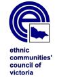 Ethnic Communities Council of Victoria logo
