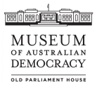 Museum of old and new democracy - Old Parliament House logo