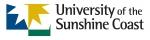 University Sunshine Coast logo