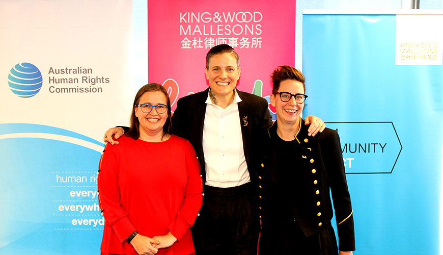 Casey Legler in conversation with Kate Jenkins