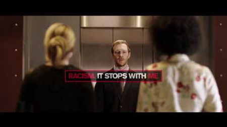Elevator - Racism. It Stops With Me