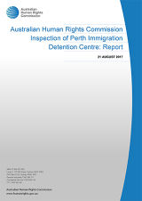 PIDC inspection report cover