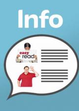 Info - Easy Read logo
