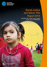 Social Justice and Native Title Report 2015