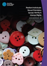 Resilient Individuals: Sexual Orientation Gender Identity & Intersex Rights Report 2015 cover
