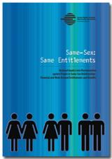 Same Sex: Same Entitlements report cover