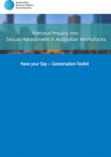 Have your Say – Conversation Toolkit cover page