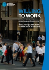 Willing to Work - Employer Good Practices Cover