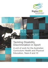 Cover -Tackling Disability Discrimination in Sport