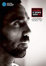 Cover - Racism. It Stops with Me and the National Anti-Racism Strategy: One year on