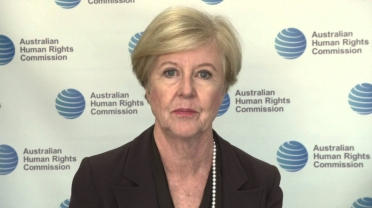 Inquiry into Children in Immigration Detention by the Australian Human Rights Commission